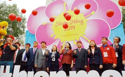 Largest national-scale blood donation festival opens in Hanoi