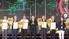 Awards recognise Vietnamese firms with high-quality products