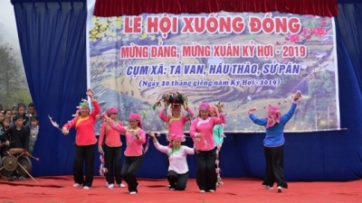 "Giay ethnic group's ""Roong Pooc"" festival opens"