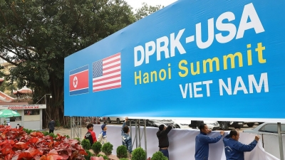 Hanoi welcomes second DPRK-US Summit