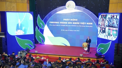 Vietnamese Health Programme launched