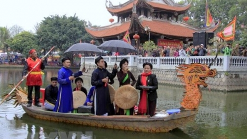 In Vietnam, cultural heritages are evolving with societal transformation