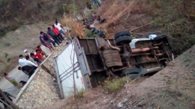 At least 25 killed in road accident in southern Mexico