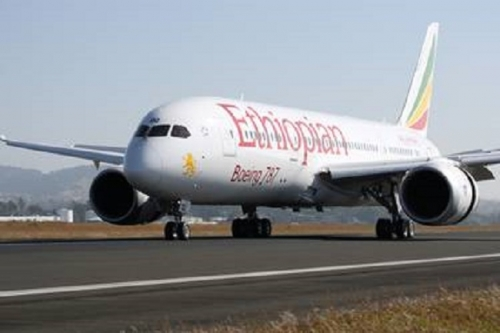 Ethiopian Airlines says flight has crashed with 149 passengers and eight crew members