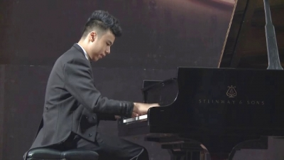March 11-17: Special Concert with Piano Soloist Nguyen The Vinh