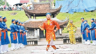 Hanoi works to make its intangible cultural heritages more welcoming
