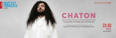 March 18-24: Music night with Chaton in Hanoi