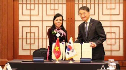 Vietnam, RoK enhance cooperation in health care