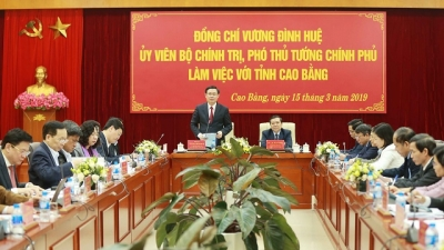 Cao Bang asked to focus on developing tourism and high-tech agriculture