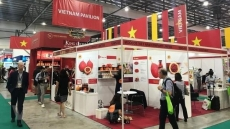 Vietnam attends international coffee, tea expo in Singapore