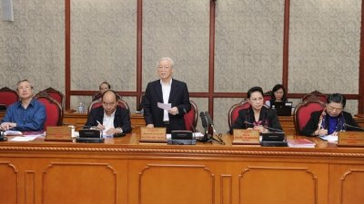 Nghe An province must strive to become a leading locality: top leader
