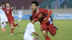 Xuan Tao scores twice as Vietnam beat Myanmar in int'l U19 tournament