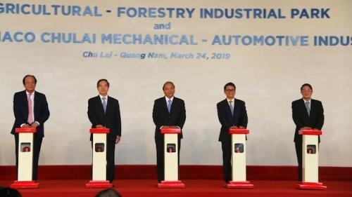 Chu Lai to become high-quality agro-forestry processing hub: PM