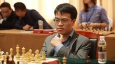 Vietnamese chess players off to perfect start at Sharjah Masters 2019