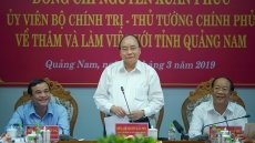 Quang Nam should double economic scale in five years: PM