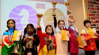 Vietnam's young chess master joins Asian Championships