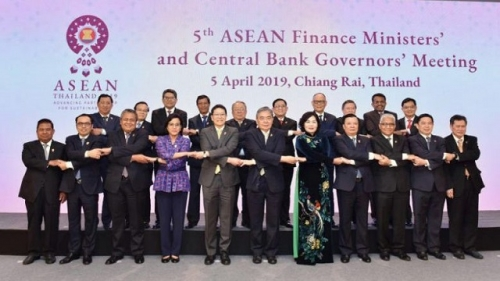 ASEAN finance ministers, central bank governors meet in Thailand