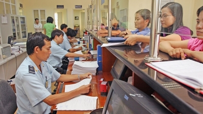 Government revenues reach VND381 trillion in first quarter
