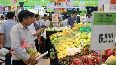 150 cooperatives provide agricultural products to Big C supermarket