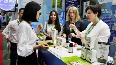 Vietnam Expo 2019 attracts 500 domestic and international businesses