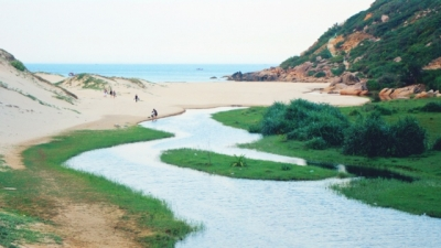 Mui Dien – A highlight of Phu Yen tourism