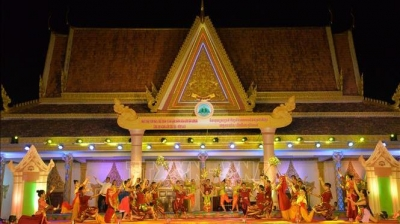 Khmer people celebrate cultural, sports and tourism festival in An Giang
