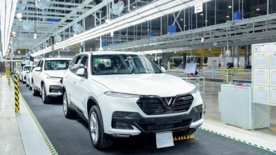 VinFast automobile factory to become operational in June