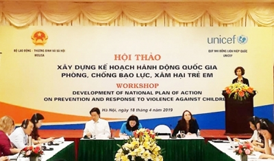 Seminar discusses action plan for prevention of child abuse