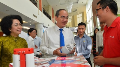 Campaign promoting the use of Vietnamese goods proves effective