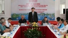 OANA 44: Quang Ninh chairman receives OANA delegation