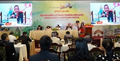 Vietjet plans to open more int'l routes in 2019
