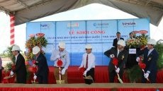 Work starts on Korea-Tra Vinh wind farm project