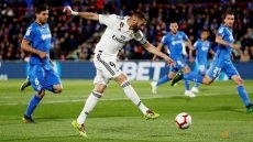 Underwhelming Madrid held to stalemate at Getafe