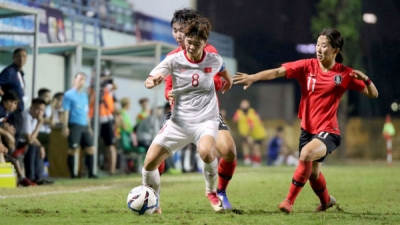 Vietnam qualify for Asian U-19 Women's Championship