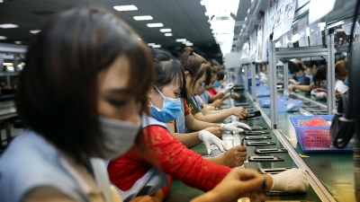Vietnam's manufacturing sector sees solid improvement as PMI hits four-month high