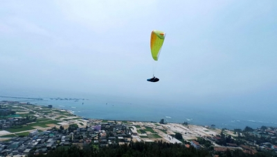 First paragliding festival in Ly Son to open in June
