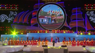 National Tourism Year kicks off in Nha Trang city