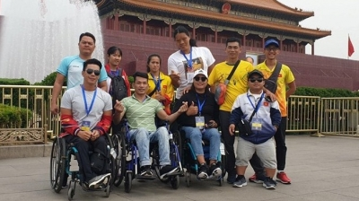 Vietnam grabs six golds at 2019 World Para Athletics Grand Prix in China