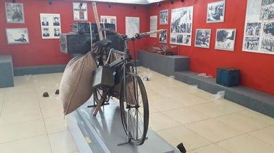 Historical documents on Ho Chi Minh Trail on display