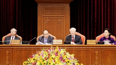Party Central Committee's 10th plenum enters second working day