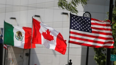 US lifts tariffs on Canadian, Mexican metals in boost for trade pact