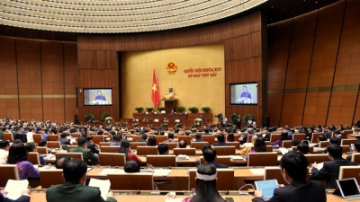 14th National Assembly convenes seventh session