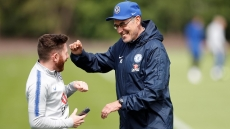 Europa win would cap wonderful season says Chelsea's Sarri