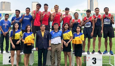 Vietnam wins five golds at Thailand track and field tournament