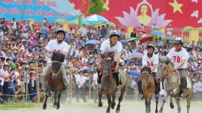 Bac Ha White Plateau Festival to take place in early June