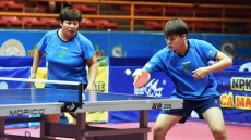 My Trang – Thanh Thu continue to win women's doubles championships