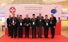 Vietnam attends 43rd World Congress on Military Medicine