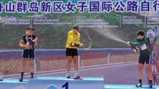 Vietnamese cyclist wins Tour of Zhoushan Island