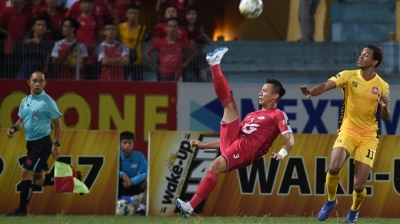 V.League: Joao Paulo's double quenches Viettel's thirst for victory