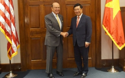 Vietnam, US to augment ties in economy-trade- investment, defence